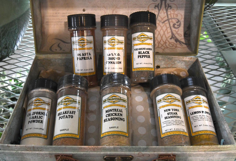 Spice is life at growing All Seasonings Ingredients | Rome