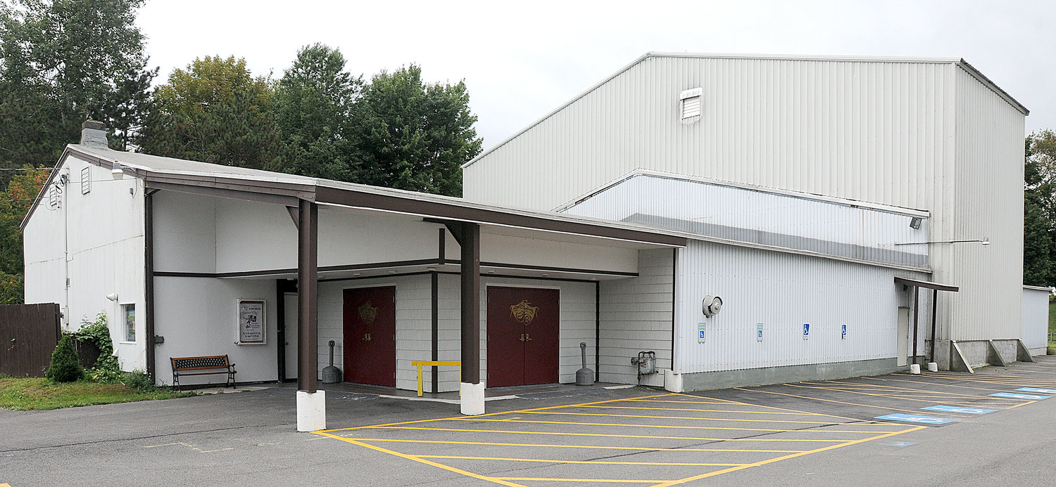 RCT TO HOST FESTIVAL — Rome Community Theater, which is located at 8911 Turin Road in Lee, was selected last month to host the Theatre Association of New York State's (TANYS) annual festival on Nov. 22-24, and also will host it in 2020.