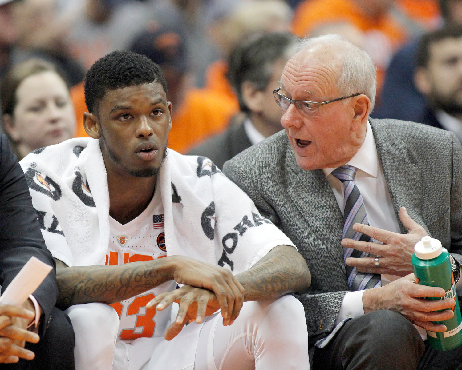 Boeheim to coach this weekend for Syracuse