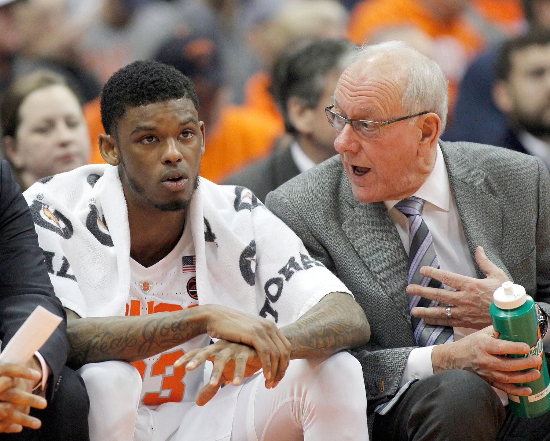 Syracuse Basketball Coach Boeheim Heartbroken After Fatal Accident