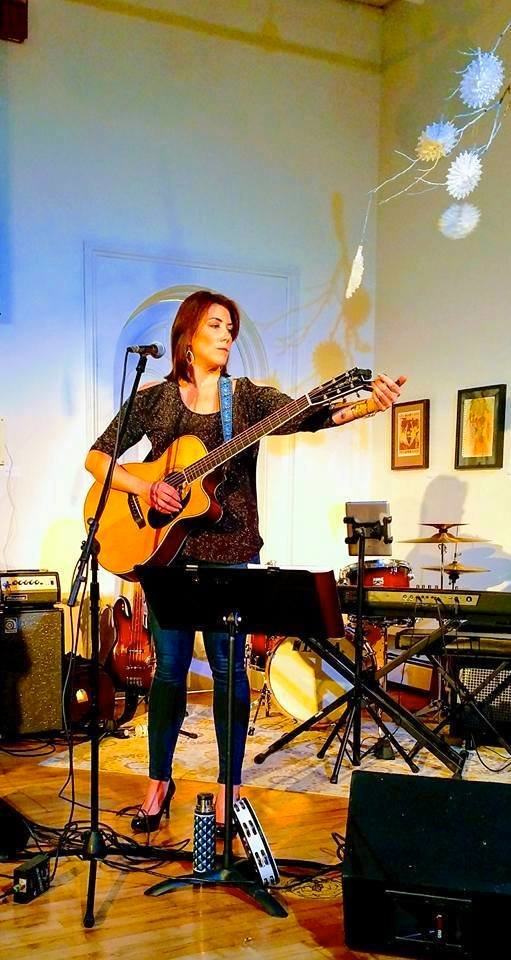 LIVE MUSIC — Ballads by Stephanie Steele will be included in the Irish Evening at KAC.