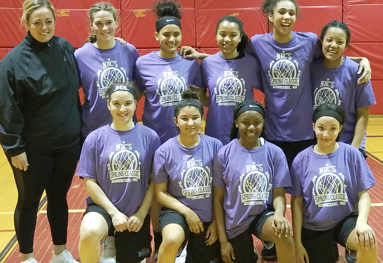 Tri Valley Rebels Squads Win Basketball Tourneys Rome
