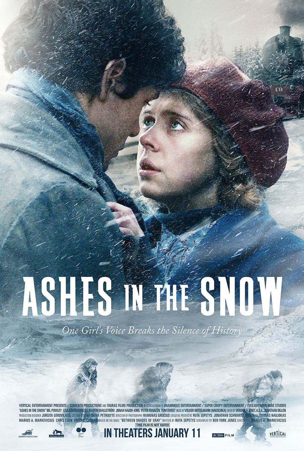 "Monday Movie — ""Ashes in the Snow"" June 17"