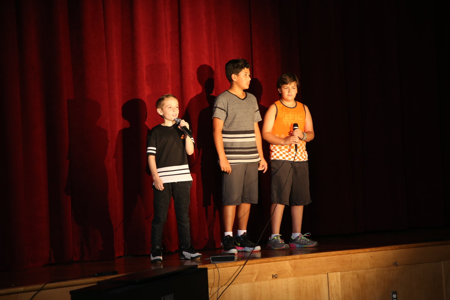 "Isaiah Campos, Giovanni Fiorenza, and Tyler Hayes – Sang ""Wrong"" by Luh Kel"