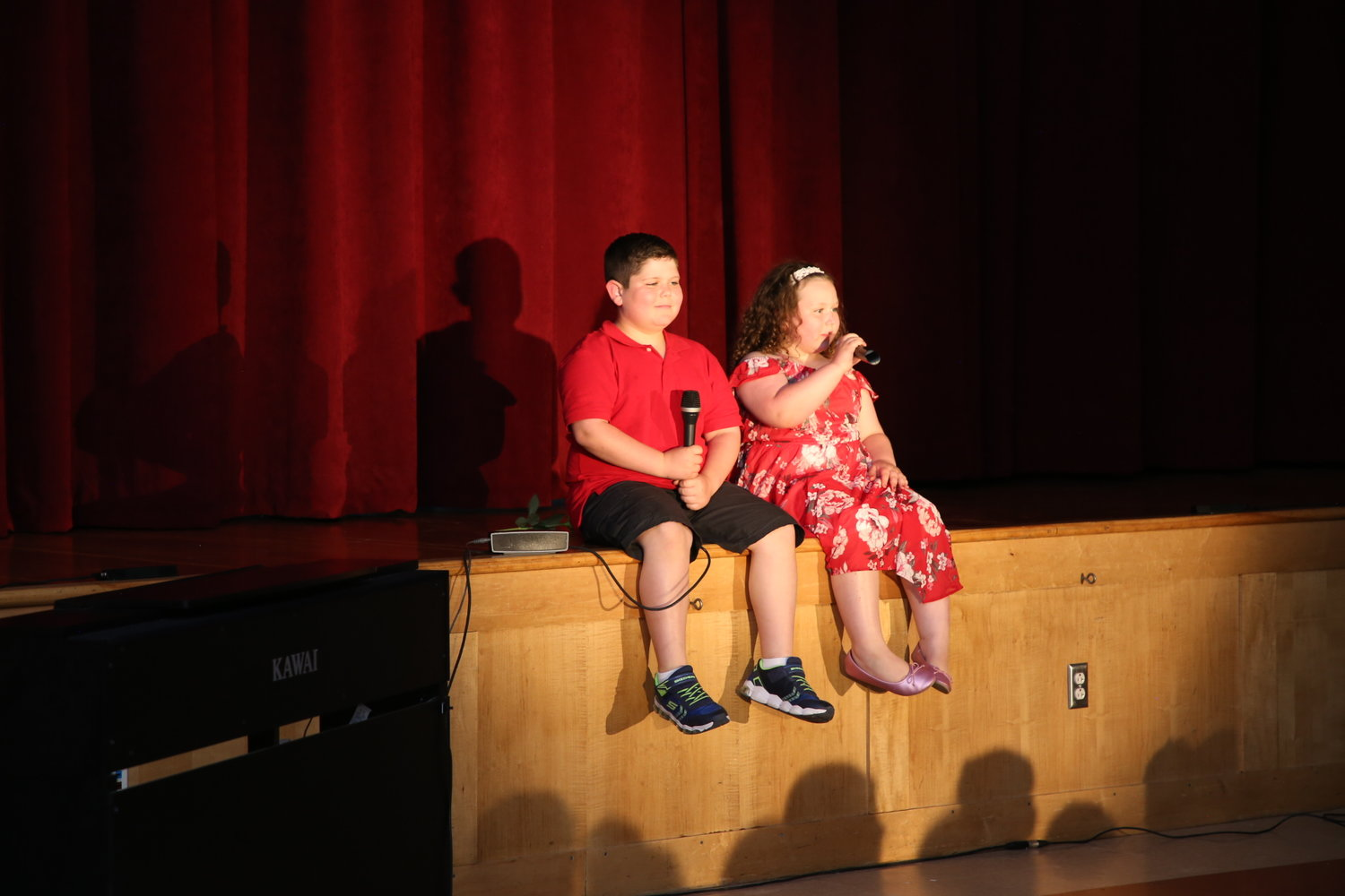 "Lily and Noah Riolo- Duet ""Rose"" by Bette Midler"