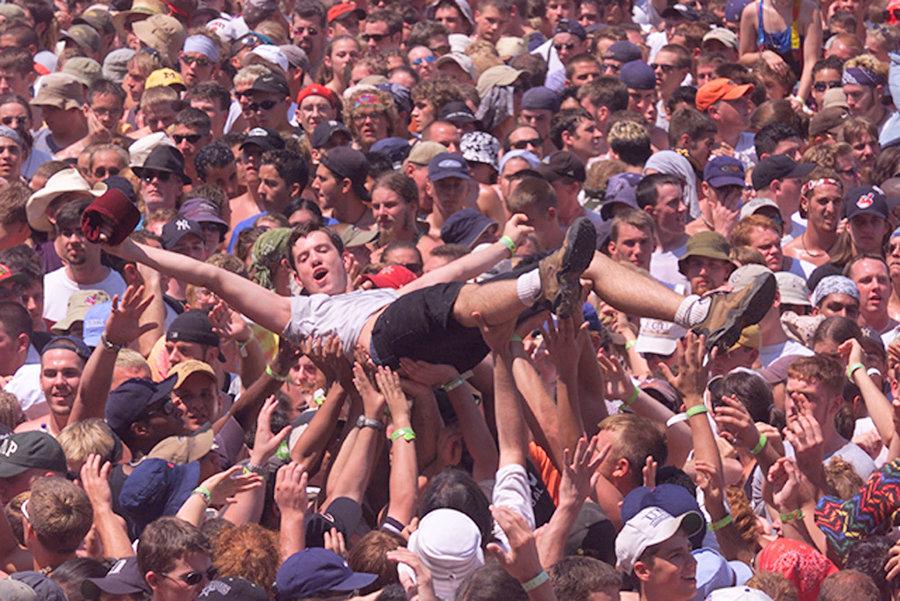 Cinema presents encore of 'Woodstock '99' tonight | Rome