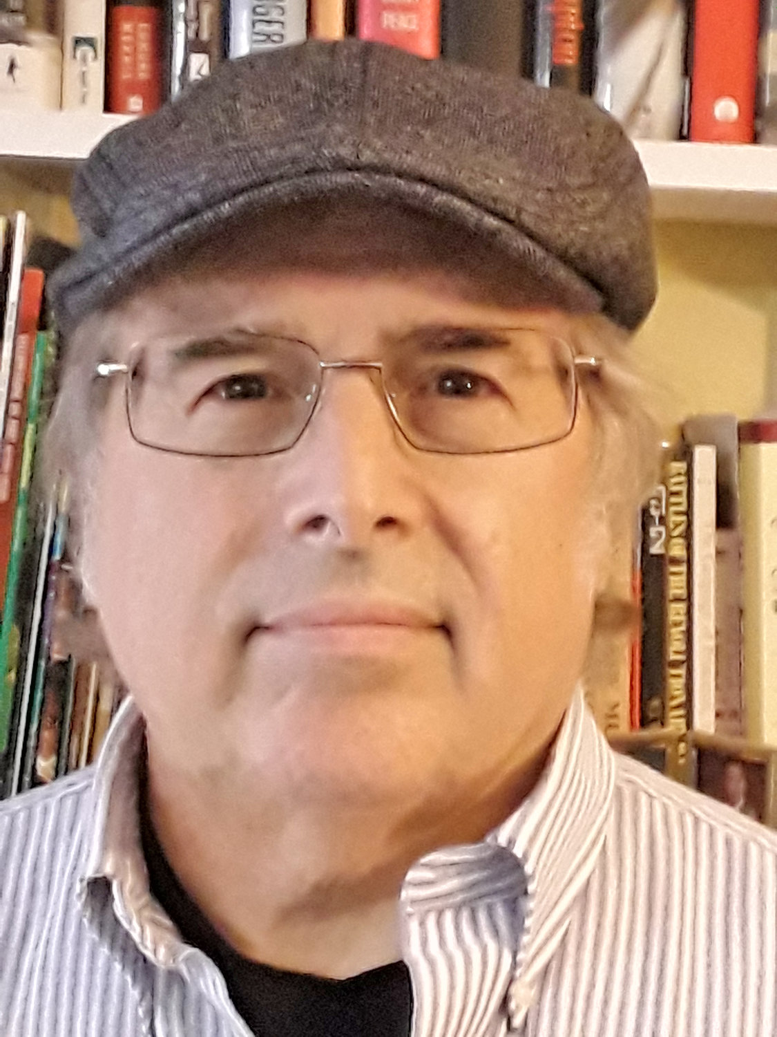 Author David R. Ossont