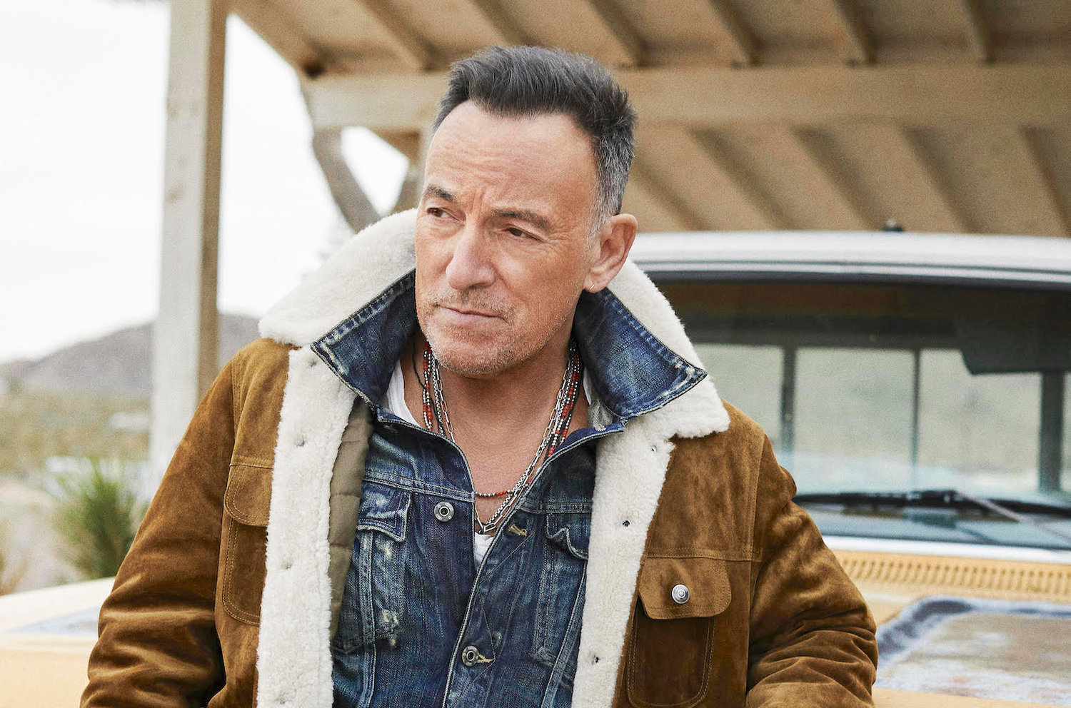 Bruce Springsteen creates 'Western Stars' documentary - Rome Sentinel