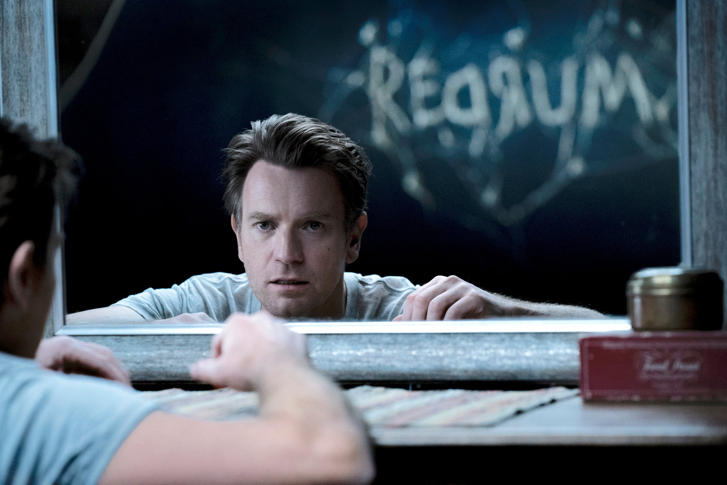 """Worthwhile return"" — Ewan McGregor as Danny Torrance in a scene from ""Doctor Sleep."""