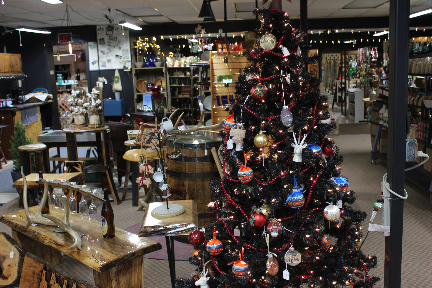 A BIT OF EVERYTHING — The Eclectic Mercantile has a little bit of everything up for sale.