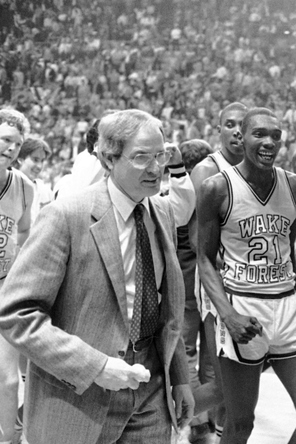 Former Wake Forest coach Tacy dies | Rome Daily Sentinel