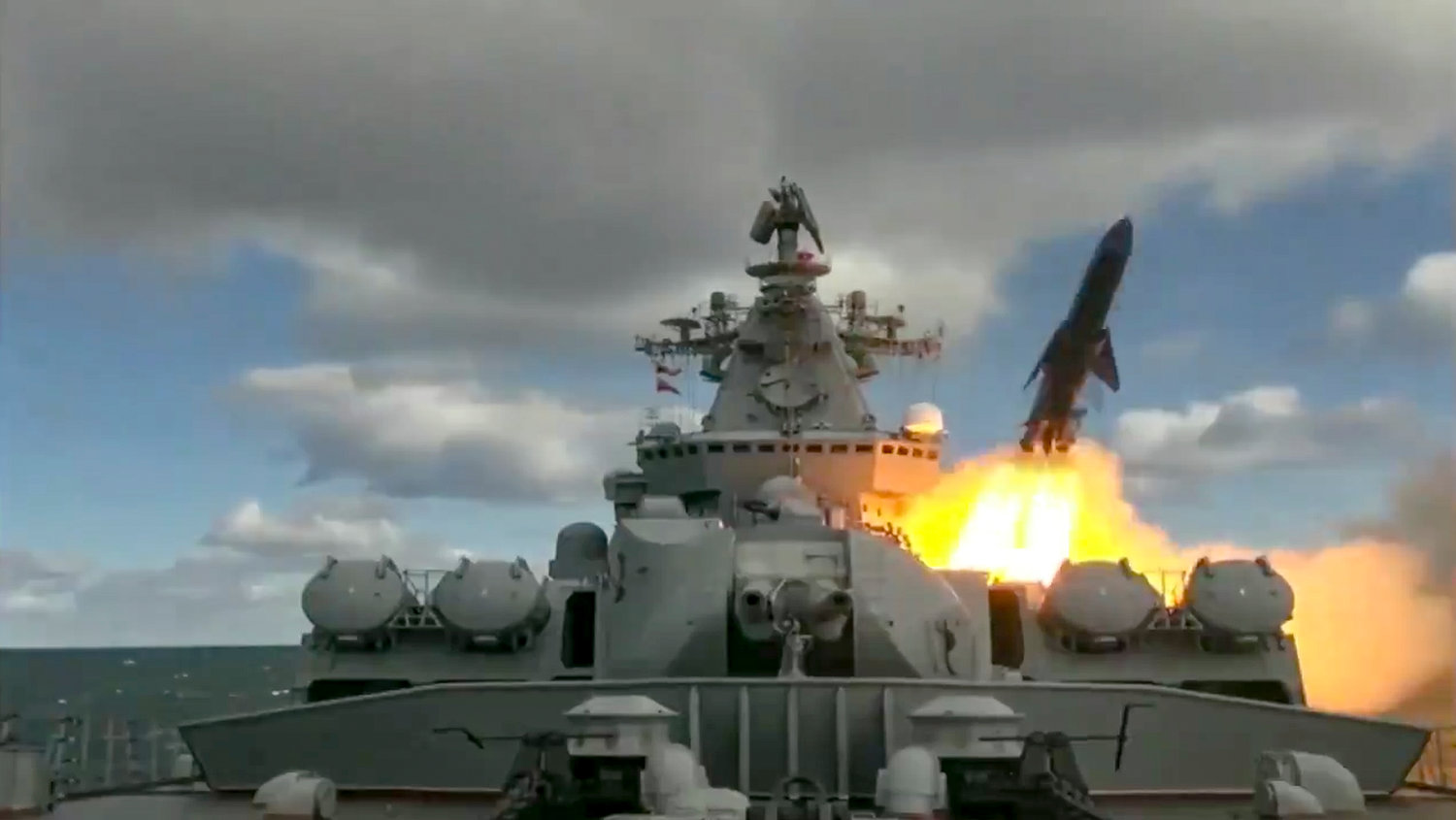 Russian navy conducts major war games in Bering Sea | Rome Daily Sentinel