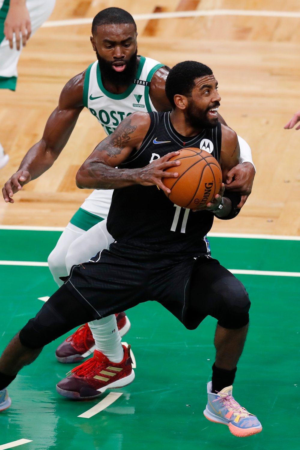 Irving scores 37 as Nets beat Celtics 123-95   Rome Daily Sentinel