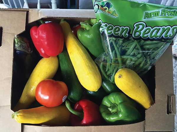 HENDRY COUNTY — Fresh produce boxes were very popular during the pandemic shutdown.