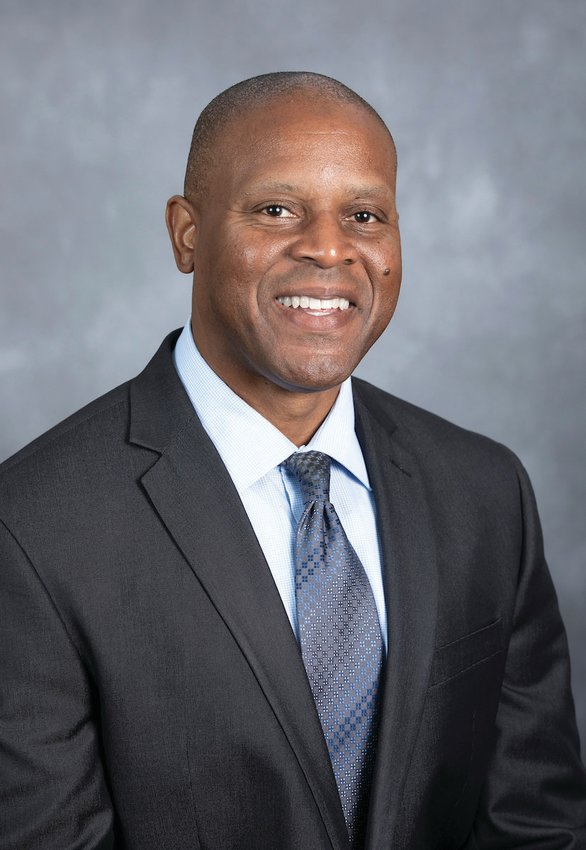 Dr. Calvin Williams, Director of Career and Transfer Services, CTS.Photographed on Thursday, May 21, 2020.