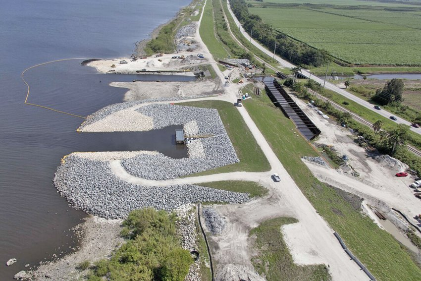 The Lake Okeechobee System Operating Manual will go into effect when repairs on the Herbert Hoover Dike are complete in late 2022.