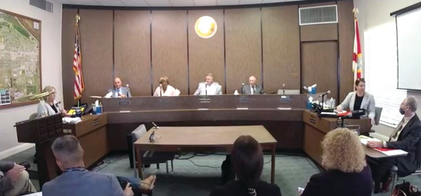 CLEWISTON — The Hendry County Commission meeting was held on Oct. 13.