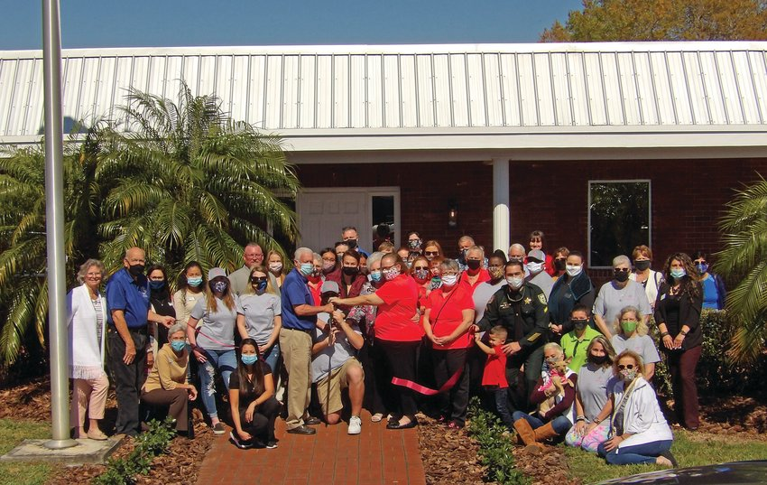 """""""Our Village"""" Grand Opening/New Location Ribbon Cutting on Feb. 5."""