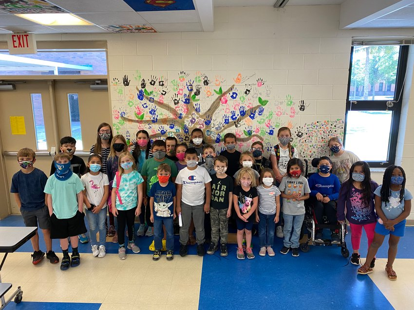 OKEECHOBEE - South Elementary Students of the Week for the week of March 22.