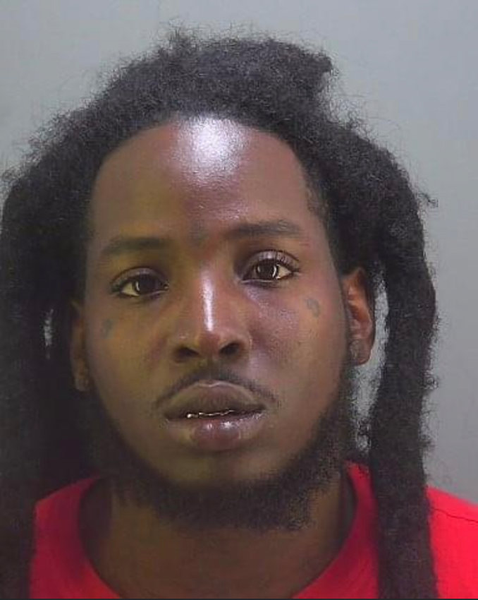 Larance De'Angelo Humphrey, 29, of Tallahassee, Florida has been arrested in connection with the Brown Sugar Festival shooting.