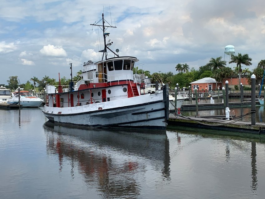 PAHOKEE - The algal bloom at the Pahokee marina has been cleaned up. The most recent tests show only very low levels of microcystin in the marina and no microcystin toxins in the lake water outside the marina,