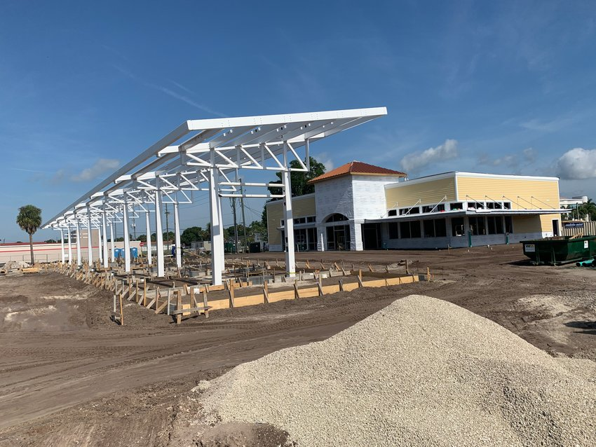 WaWa is under construction State Road 70