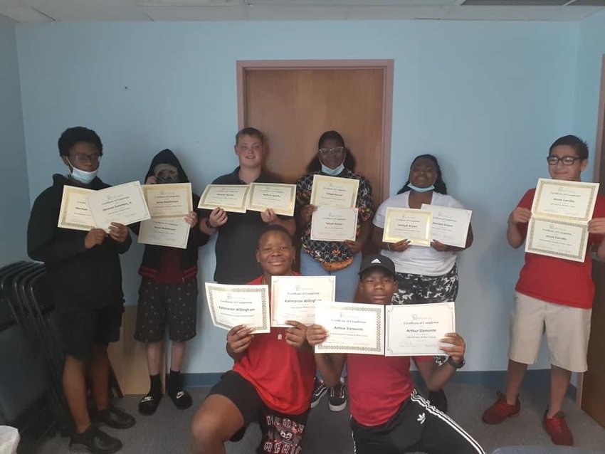 The Prolific Learning Corp. Work Readiness graduates from Clewiston.