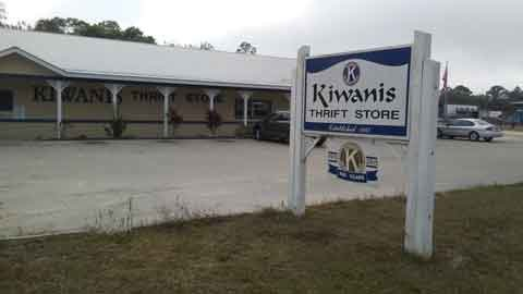 All proceeds from the Labelle Kiwanis Thrift Store go back into the local community through the support of local schools, library, youth sponsored programs, scholarships, and many other community organizations.