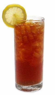 Sweet tea via drive through is just one of the ice-cold refreshments available at Munchies Drive Thru, a new business that will be opening in LaBelle on June 19.