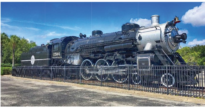 Atlantic Coast Line No. 1504 will be restored by U.S. Sugar and put into operation as part of the Sugar Express.