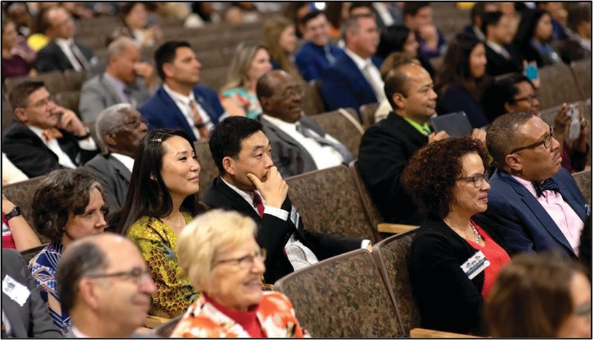 For more than two decades, thousands of Jehovah's Witnesses came to West Palm Beach in the summer to attend their annual conventions at the West Palm Beach Christian Convention Center.