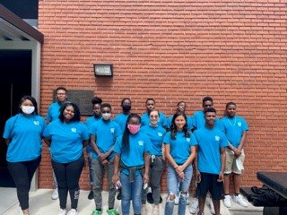 OKEECHOBEE - Students enrolled in IRSC's Expanding Horizons Program enjoy learning about the many career opportunities available to them.   Front row from left to right: Ma'Kayla Smith, Sha'Kayla Smith, Tamarion Kinsler, Ja'Bria Brinkley, Malia Garces, Anai Bustos, and Qualon Hardy. Back row from left to right: Aleksander Williams, Monesha McDuffie, Korena McDuffie, Symode Williams, James Jasper, Casey Bonneau, and Jah'Niyus Smith.