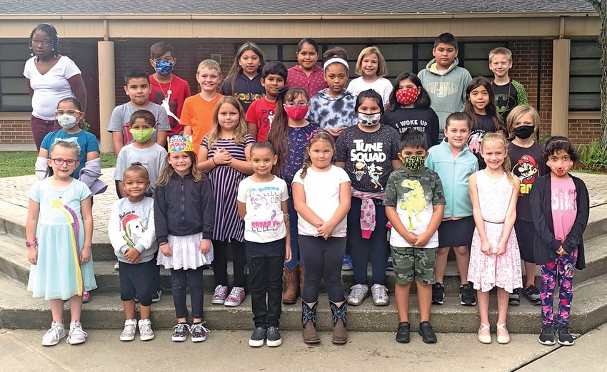 EES Students of the Week for the week of Aug. 25.