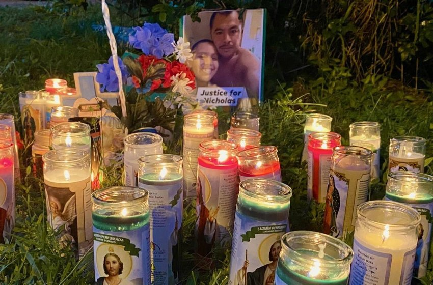 A community mourns the loss of single father, Nicholas Morales, after he was shot and killed by a CCSO deputy.