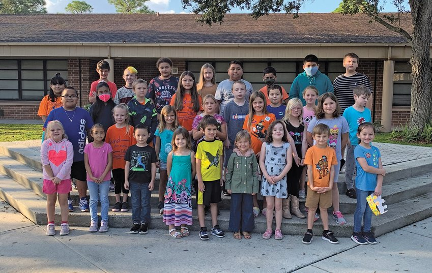 EES Students of the Week for the week of Sept. 20.