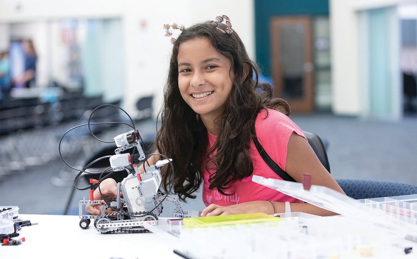 The STEM Pioneers project addresses student challenges through integrated academic and student support strategies and activities to promote retention and graduation in a STEM field.