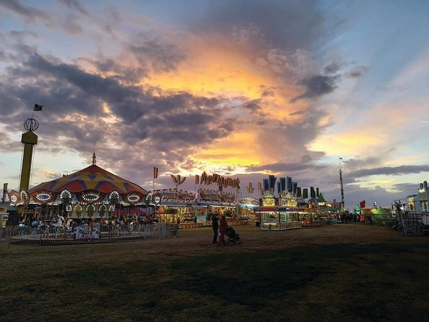 The 2021 Hendry County Fair come to an end.