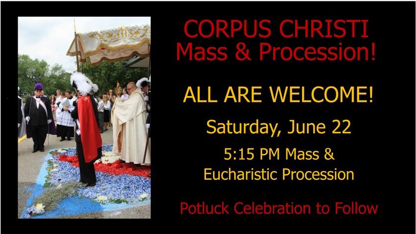 Corpus Christi Calendar Of Events 2019 Pasadena