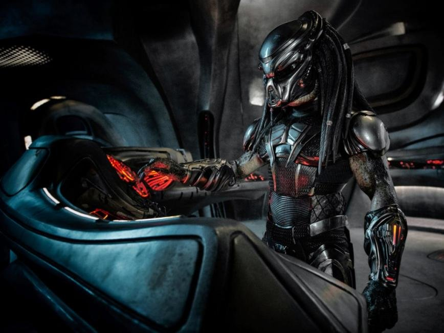 """The Predator"" has so many interesting elements that unfortunately weren't stitched together particularly well."