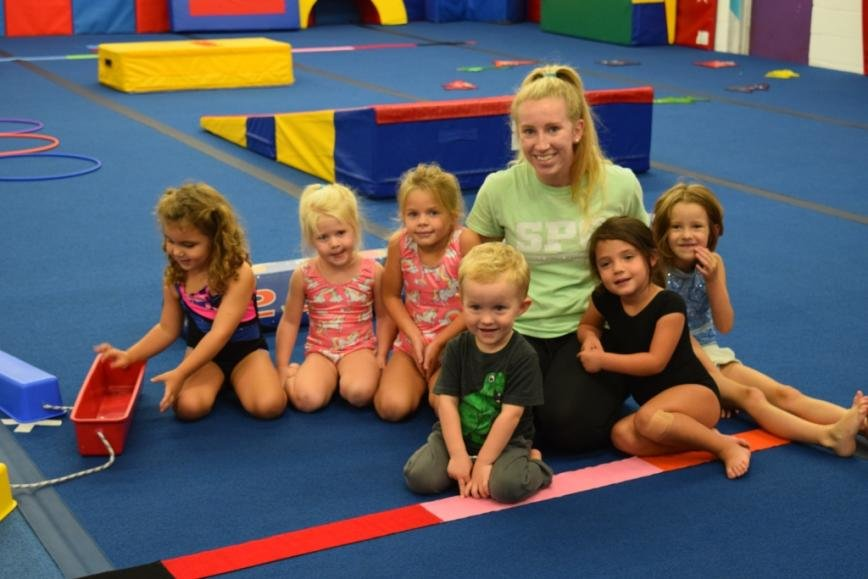 Severna Park Gymnastics is celebrating its 10th anniversary this year.