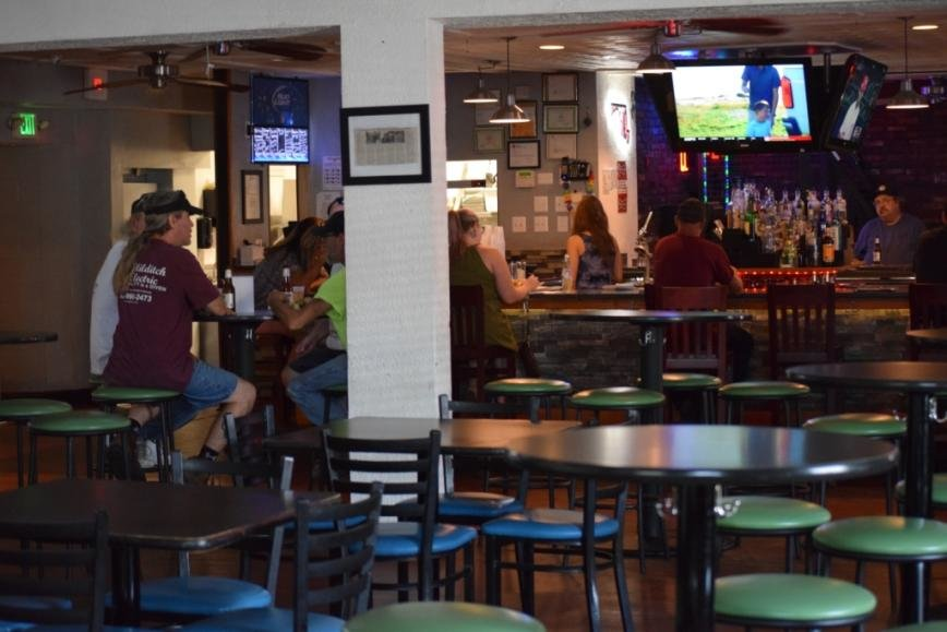 The Office Bar & Grill is celebrating its sixth year in business this October.