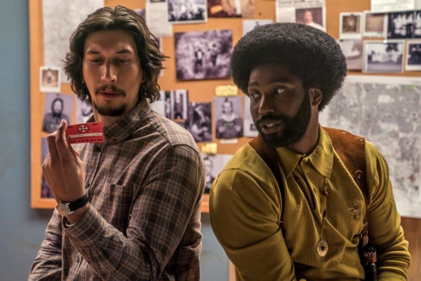 """Blackkklansman"" manages to brilliantly weave racial activism, humor, and a gut-wrenching call to action into a compelling period piece."