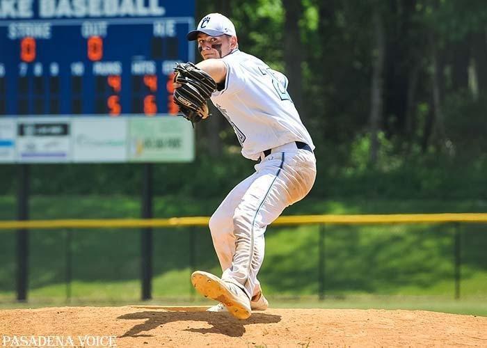 Playoff Baseball Chesapeake Defeats Northeast 8 5 To Advance Pasadena