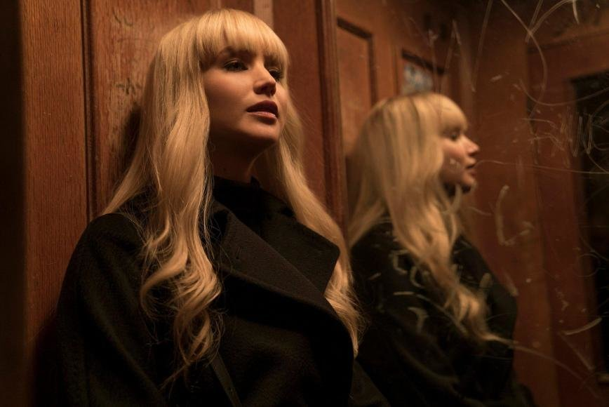 """Red Sparrow"" tells the story of Dominika Egorova (Jennifer Lawrence), who is sent to train as a ""sparrow,"" a spy who specializes in seduction and in retrieving intelligence from unsuspecting victims."
