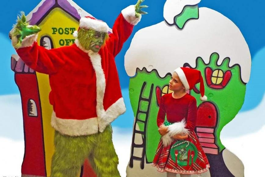 "Pasadena Theatre Company's ""How The Grinch Stole Christmas"""
