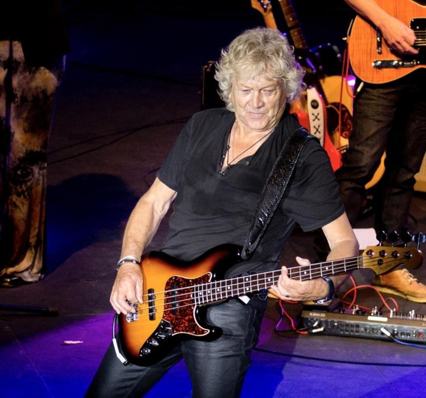 Moody Blues Bassist John Lodge Coming To Rams Head November 6