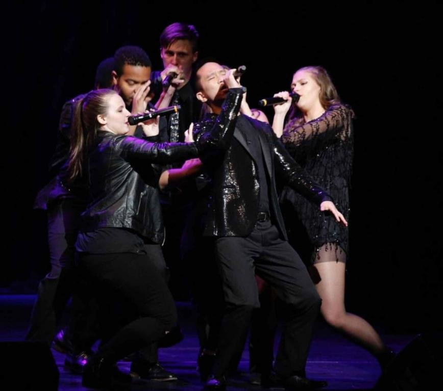 CHS Grads Lead Towson Trills A Cappella Group To ICCA Glory