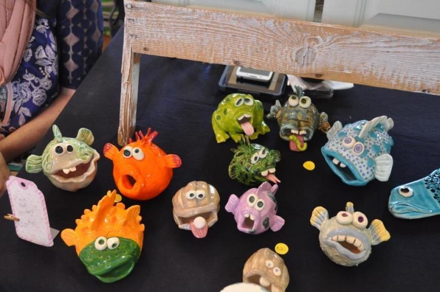 The Artistic Flame To Highlight Handmade Art And Crafts On Nov 14 Severna Park