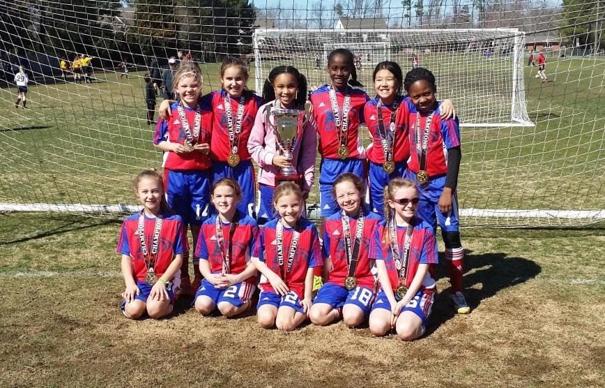 U10G API Select Dynamos Win Jefferson Cup | Arundel