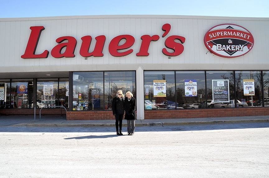 "Lauer's Supermarket & Bakery owners Bernie Snoops and Babbie Poyer stay true to the philosophy that parents Ed and Helen Lauer implemented more than 40 years ago: ""Friendly, fast and fresh, serving you the best."""